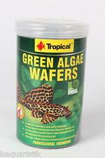 Tropical Green Algae Wafers 1000 ML Sinkende Wafers Complete Feed