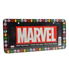Brand New Superhero Marvel Comics Avengers Car Truck Plastic License Plate Frame