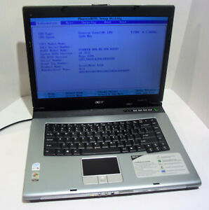 Acer TravelMate 4222WLMi  15.4'' Notebook (Intel Core Duo 1.66GHz 1GB NO HDD)