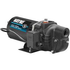 Wayne SWS100 - 1 HP Cast Iron Shallow Well Jet Pump
