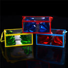 Magic Trick Flower Boxes From Empty Paper Bag Magician Stage Show Props SH