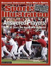 November 4, 2002 John Lackey, Anaheim Angels Sports Illustrated A