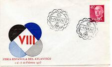 España Feria del Atlantico Las Palmas año 1973 (BH-376)