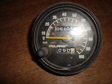 "Polaris 3 1/2"" Speedometer Gauge 6108 Miles Indy Storm XLT XCR 440 488 500 600"