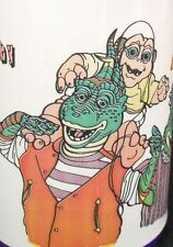 Vtg Thermos Disney Dinosaurs TV Show Purple Version