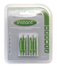 AAA 4 x  NEW Technology Nimh Batteries Cell Vapextech  LSD Cordless Phone