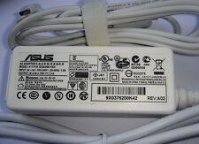Fuente de alimentación ORIGINAL ASUS Eee PC 1005PX 1015PE Blanco