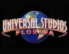 Florida - UNIVERSAL STUDIOS - Souvenir Fridge Magnet