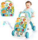 Baby Learning Walkers and Removable Play Panel,Early Education Activity Center