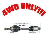 Brand New One Front Left or Right Cv Shaft Axle for Ram 1500 2012-2015 4WD