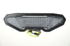 LED Brake Tail Light Smoke with Turn Signal for YAMAHA 14-16 FZ09/ MT09;17 FZ10