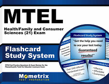 MTEL Health/Family and Consumer Sciences (21) Exam Flashcard Study System