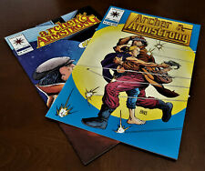 1992 ARCHER & ARMSTRONG #0A & 12 inc *KEY* issue & *COPPER* age issue