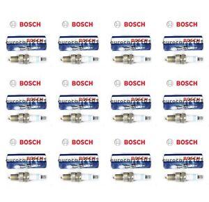 Volkswagen Rabbit Bosch Spark Plugs 7900 7900 Set of 12