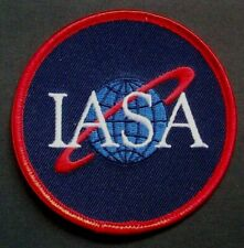 Farscape Iasa Jacket Embroidered Patch -new