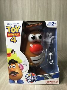 Mr Potato Head Disney/Pixar Toy Story 4 Woody's Tater Roundup Collectible Toy!