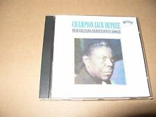 Champion Jack Dupree New Orleans Barrelhouse Boogie cd 1993 Near Mint