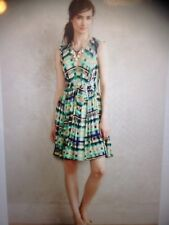 PLENTY BY TRACY REESE Anthropologie Aven Wrap Dress Sz Large