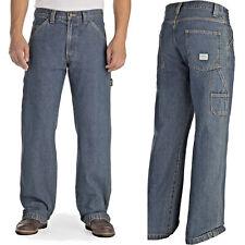 Levis Signature Big & Tall Carpenter Jeans Relaxed 46x30 Medium Wash 08406-0010