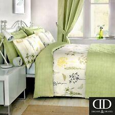 Dreams 'n' Drapes BNQGN11PHD Duvet Set - Green