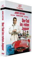Der Tod im roten Jaguar (Jerry Cotton) - Regie: Harald Reinl - Filmjuwelen DVD