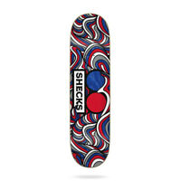 "Plan B Skateboard Deck Ryan Sheckler Haight St 8.125"" x 31.75"""