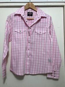 wrangler womens shirt size 10