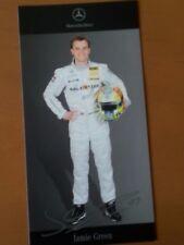 Jamie Green DTM 2007 Autogrammkarte gedruckte Unterschr. von Mercedes