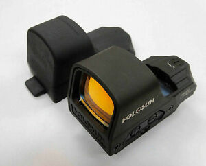 Holosun HS510C Weatherproof Soft TPV Ultimate Protection Scope Cover