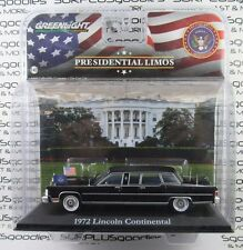 GREENLIGHT 1:43 Presidential Limo Series1 1972 LINCOLN CONTINENTAL Ronald Reagan