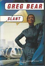 Slant by Greg Bear, 1997, HCDJ
