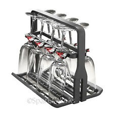 AEG Universal Dishwasher Wine Glass Basket Rack Delicate Stem Glasses Holder