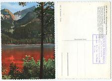 29644 - Lago di Tovel - fenomeno della coloratione rossa - alte Ansichtskarte