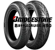 BRIDGESTONE BATTLECRUISE 130/90B16 FRONT 140/90B16 REAR TIRE SET HARLEY TOURING