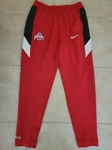 New Nike NCAA Ohio State Buckeyes Tear Away Basketball Pants Men's XL-T $100 NWT