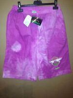 PANTALONCINI  BERMUDA COSTUME MARE UOMO DIADORA 69441-091 FUCSIA