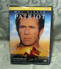 The Patriot - Special Edition DVD 2000 - Mel Gibson Heath Ledger -Factory Sealed