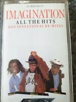 Imagination All the Hits cassette tape
