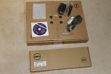 WINDOWS 10 PRO DVD SOFTWARE +DELL ACCESSORY PACK MOUSE KEYBOARD POWER CABLE BNIB