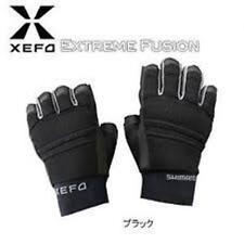 SHIMANO XEFO Langan glove GL-222M Black RLW GUANTI PESCA MARE