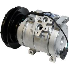 For John Deere 450 600 800 CLC DLC Komatsu Chevy C50-75 NEW A/C Compressor 24v