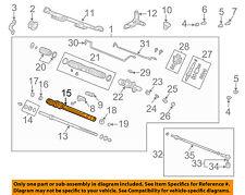 HONDA OEM 03-11 Element Front Stabilizer Sway Bar-Mounting Bracket 51308SCVA00