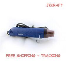 Embossing Craft Heat Tool Gun for Stamping Heat Gun - 2 speed 300W