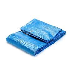Bâche de protection Plan tissu Bache Bateau contre l'humidité oeillets 5MX6M