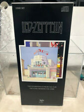 Led Zeppelin Song Remains the Same Longbox NO CD FREE SHIPPING