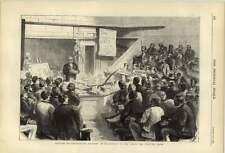 1874 anatomía comparada conferencia M Gervais Jardin des Plantes de París