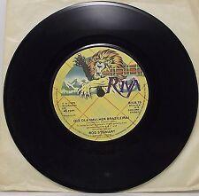 """ROD STEWART : OLE OLA (MULHER BRASILEIRA) 7"""" Vinyl Single 45rpm VG"""