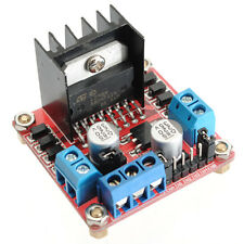 Geekcreit L298N Dual H Bridge Stepper Motor Driver Board For Arduino