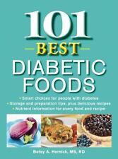 101 Best Diabetic Foods, , 1450822703, Book, Good