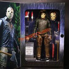 "Friday the 13th Final Chapter JASON 7"" Scale Ultimate Action Figure NECA 2017"